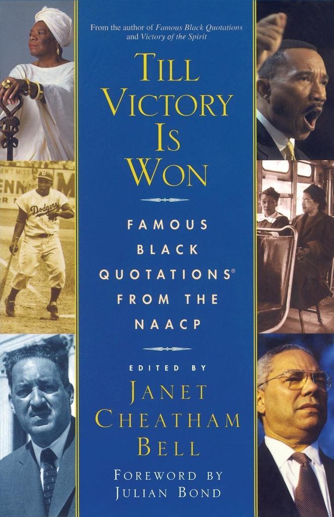 Till Victory Is Won als Taschenbuch