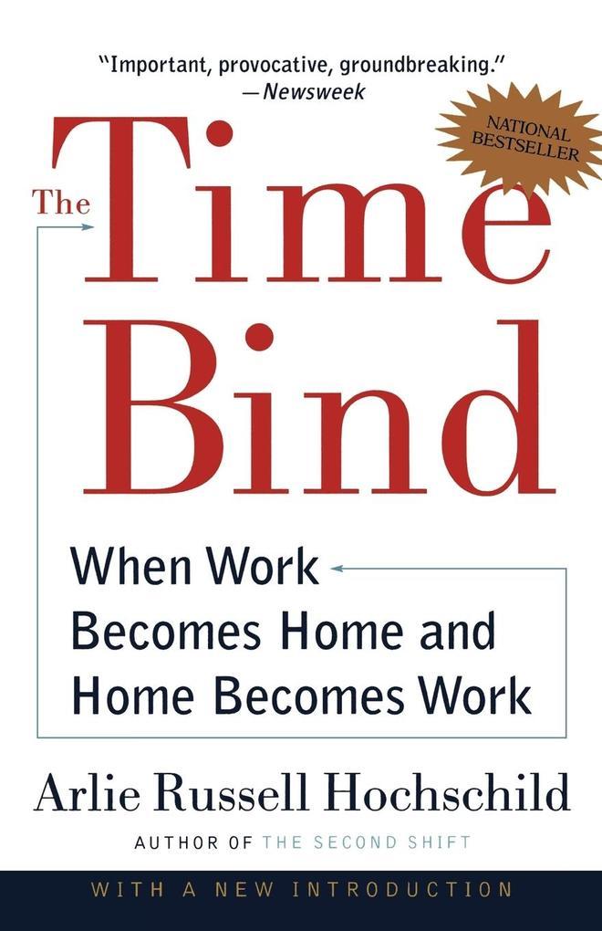 The Time Bind als Taschenbuch