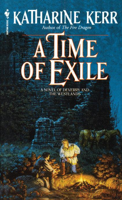 A Time of Exile als Taschenbuch