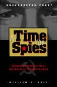 Time for Spies als Buch