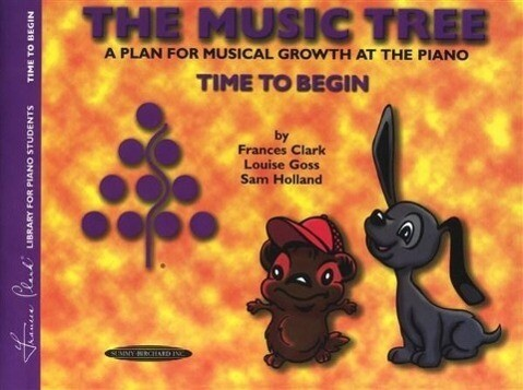The Music Tree Student's Book: Time to Begin -- A Plan for Musical Growth at the Piano als Taschenbuch
