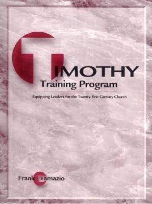 Timothy Training Program als Taschenbuch