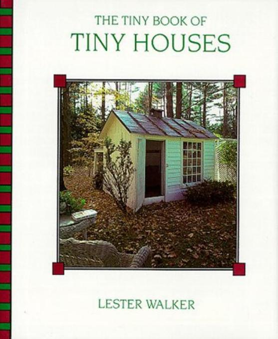 Tiny Book of Tiny Houses als Buch