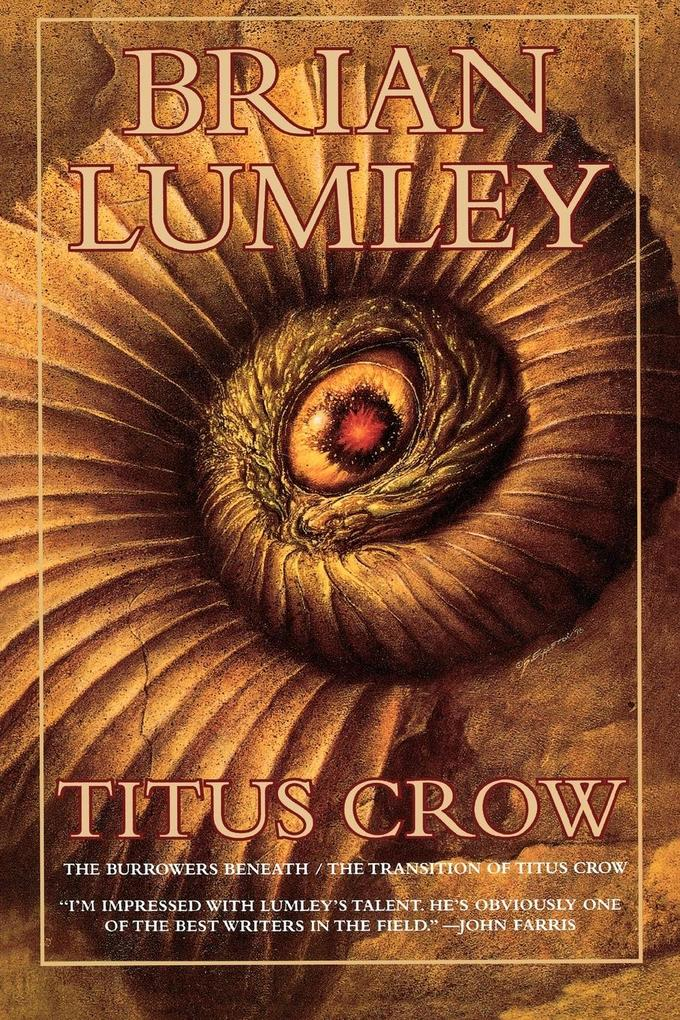 Titus Crow, Volume 1 als Buch