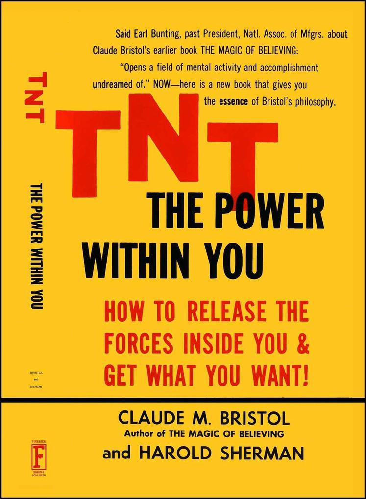 Tnt: The Power Within You als Taschenbuch