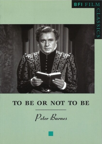To Be or Not to Be als Buch