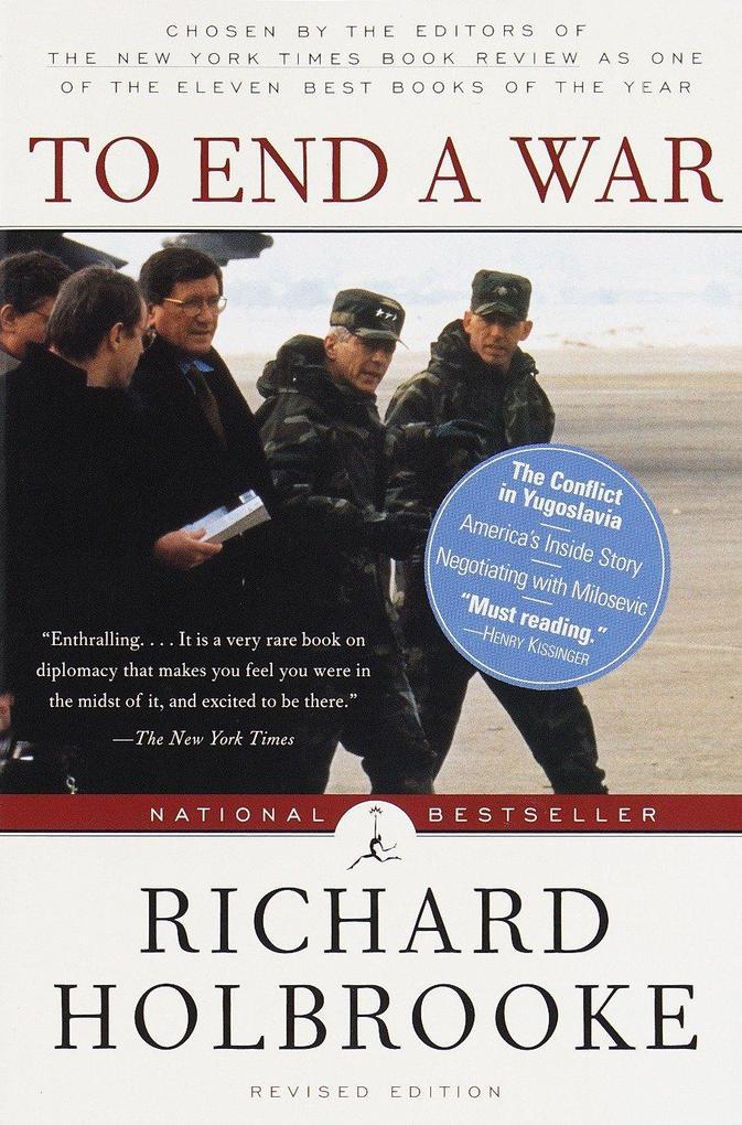 To End a War als Taschenbuch