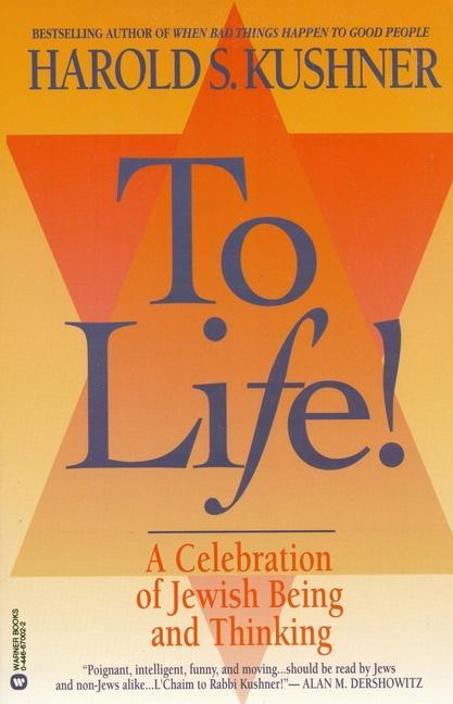 To Life: A Celebration of Jewish Being and Thinking als Taschenbuch