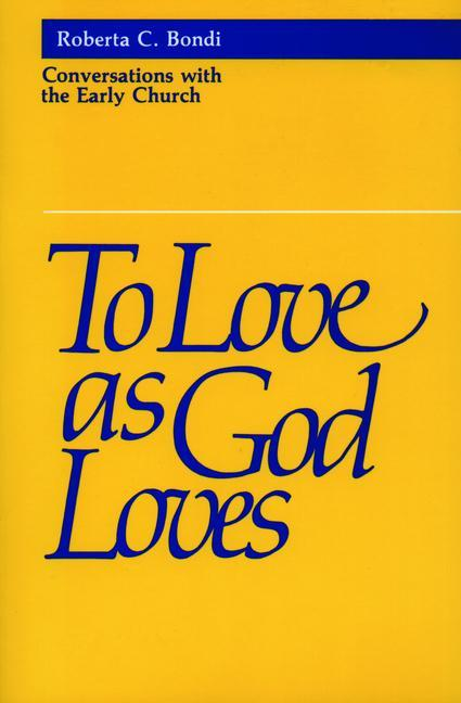 To Love as God Loves als Taschenbuch