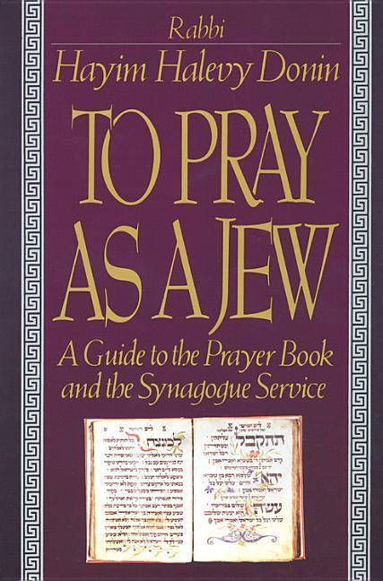 To Pray as a Jew als Taschenbuch