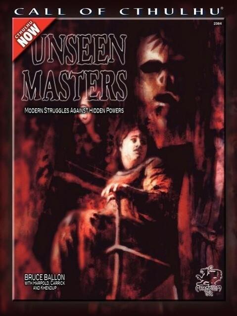 Unseen Masters: Modern Struggles Against Hidden Powers als Taschenbuch