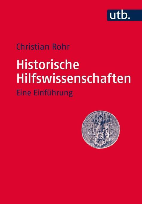Historische Hilfswissenschaften als Taschenbuch