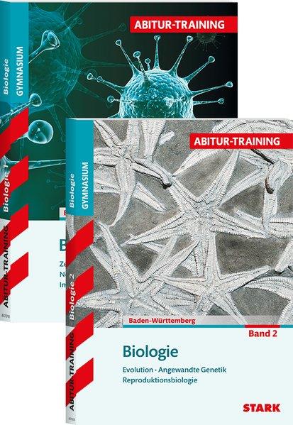 Abitur-Training - Biologie Vorteilspaket 847018 + 847028 als Buch