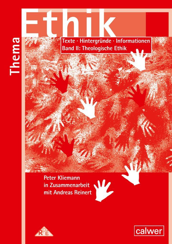 Thema Ethik Materialband II als Buch (geheftet)