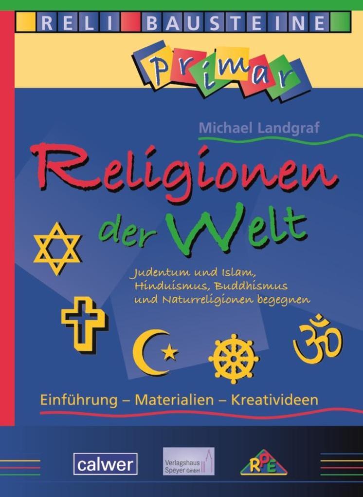 Religionen der Welt als Buch