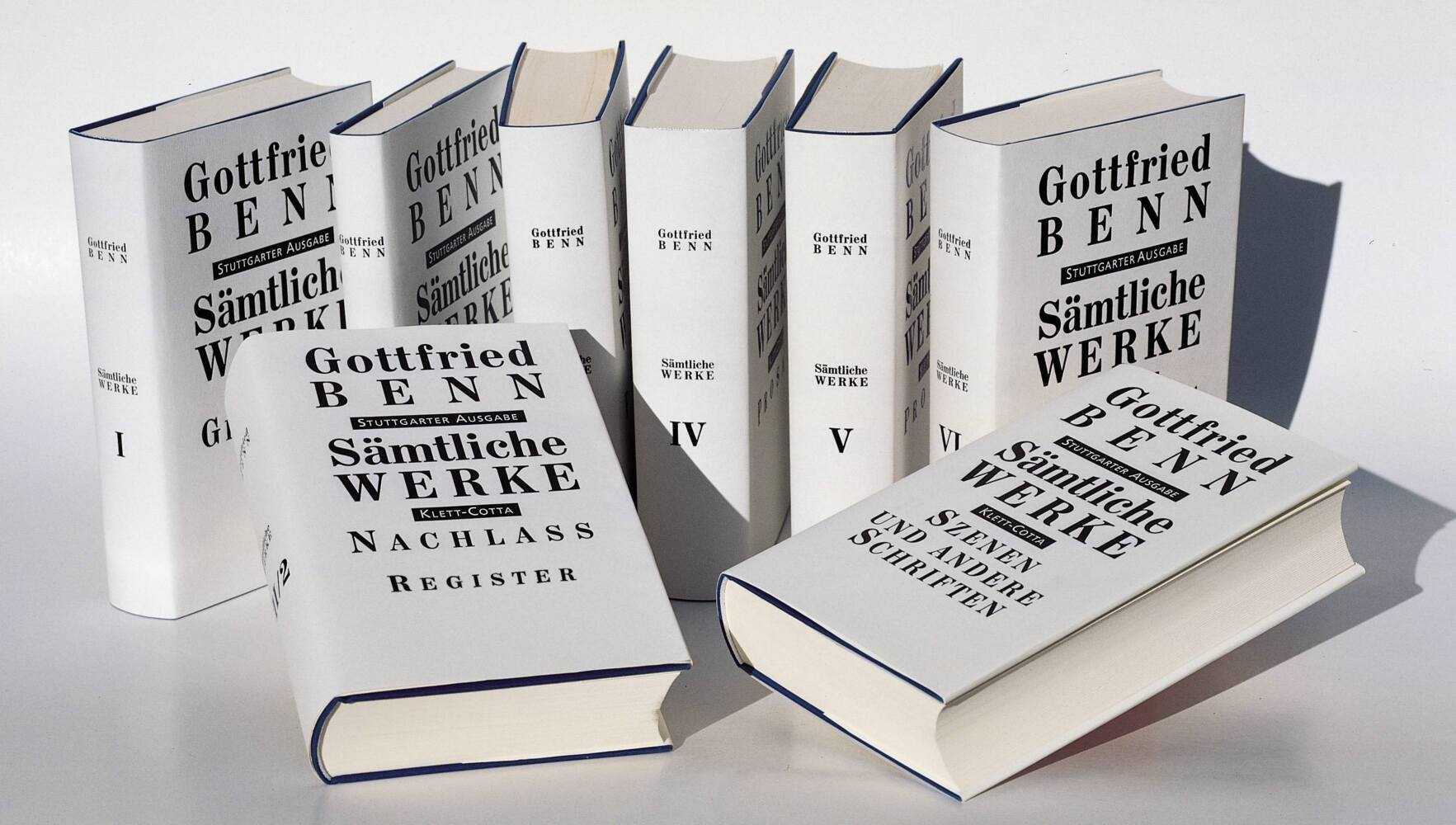 Sämtliche Werke - Stuttgarter Ausgabe als Buch