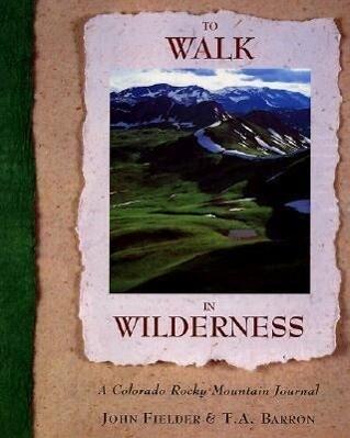 To Walk in Wilderness als Buch