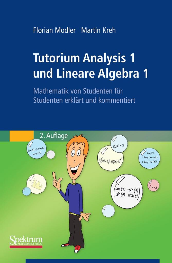 Tutorium Analysis 1 und Lineare Algebra 1 als eBook