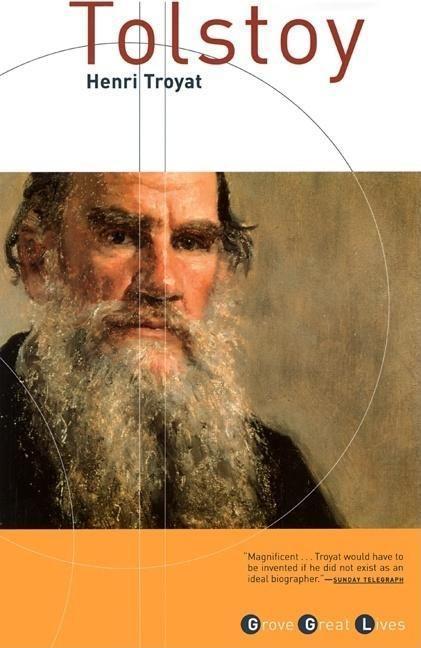 Tolstoy als Taschenbuch