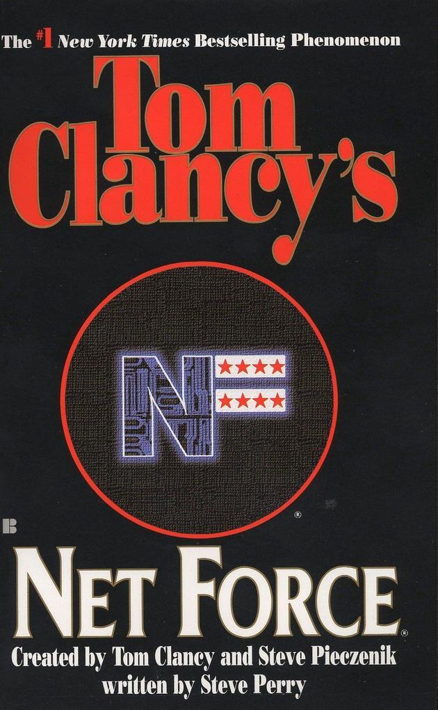 Tom Clancy's Net Force als Taschenbuch
