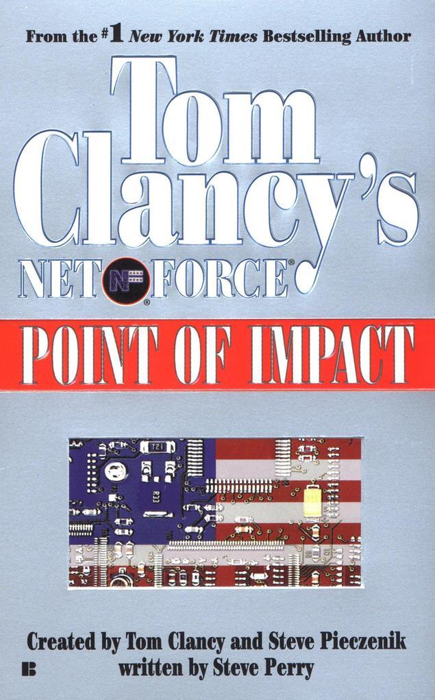 Point of Impact: Net Force 05 als Taschenbuch