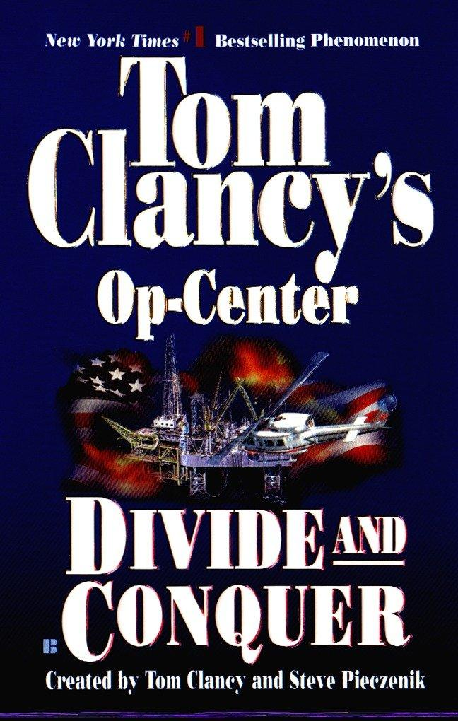 Divide and Conquer: Op-Center 07 als Taschenbuch