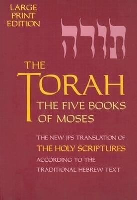 Torah-TK-Large Print als Taschenbuch