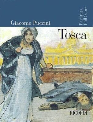 Tosca: Full Score als Taschenbuch