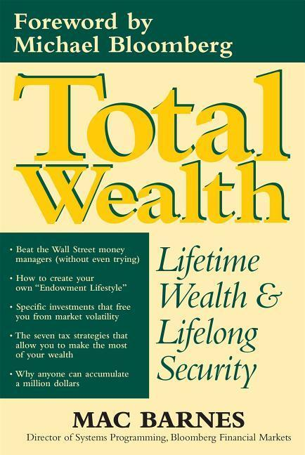 Total Wealth: Lifetime Wealth and Lifelong Security als Buch