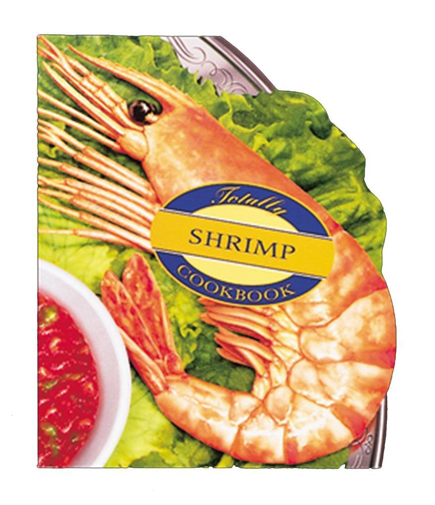 Totally Shrimp Cookbook als Taschenbuch