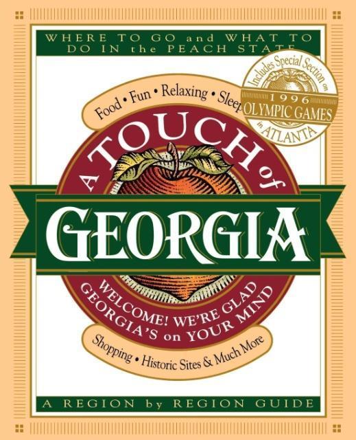 A Touch of Georgia als Taschenbuch