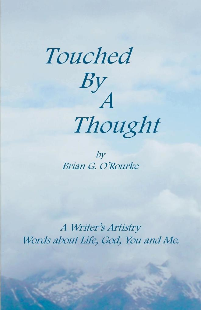 Touched by a Thought als Taschenbuch