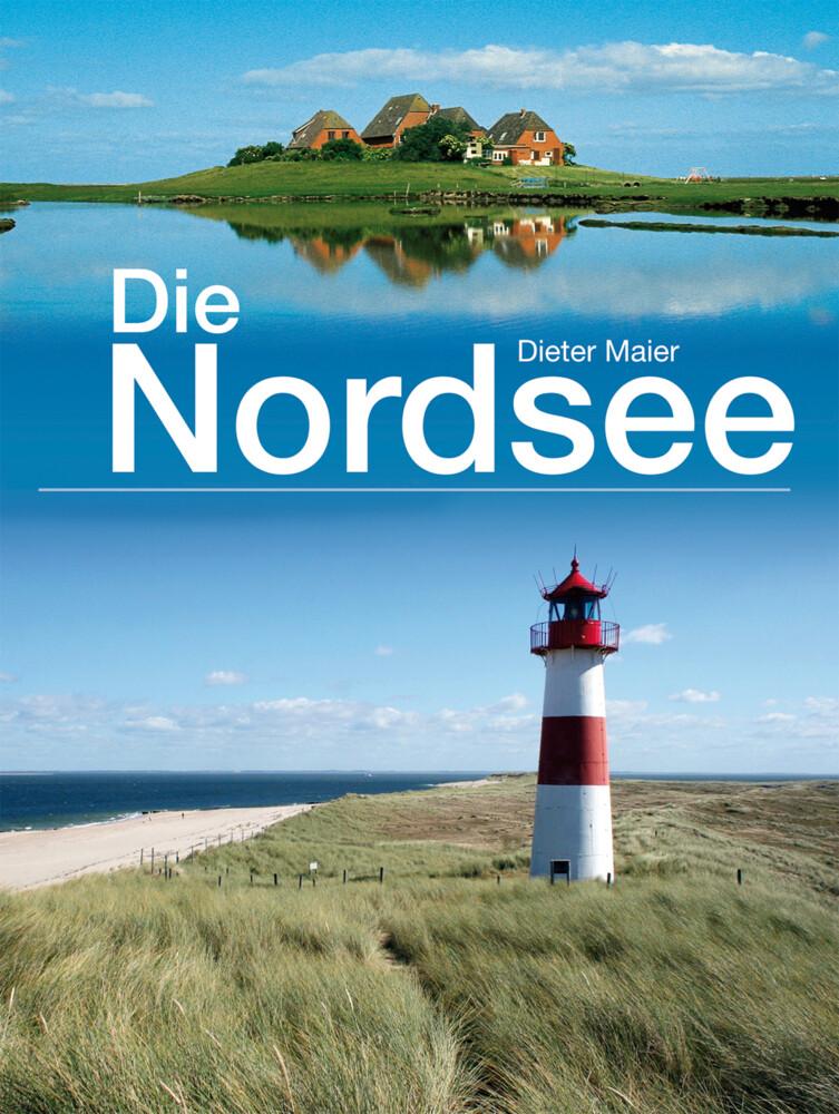 Die Nordsee als Buch von Dieter Maier