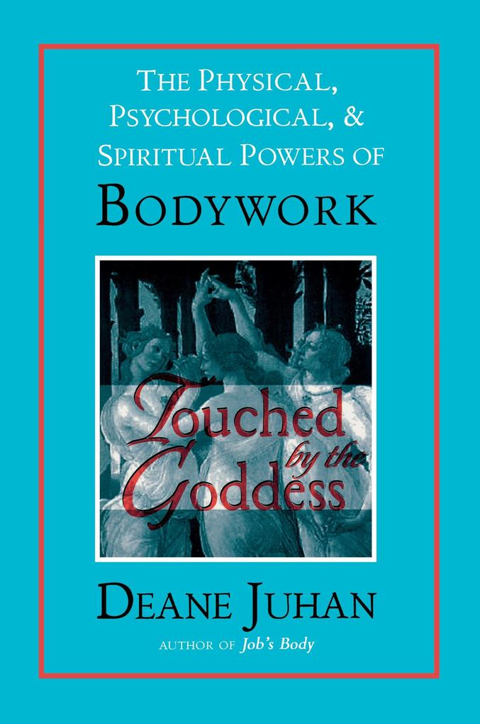 Touched by the Goddess als Buch