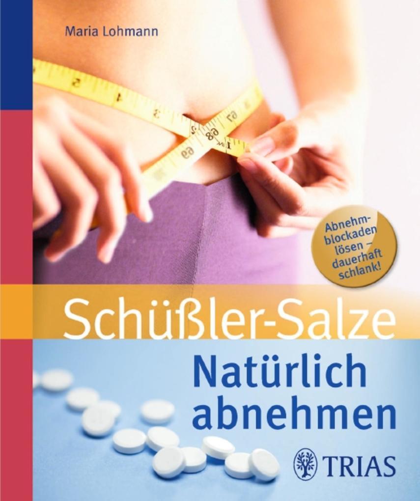 Natürlich abnehmen mit Schüßler-Salzen als eBook von Maria Lohmann