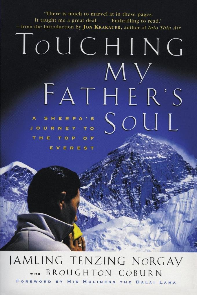Touching My Father's Soul als Taschenbuch