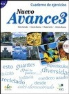 Nuevo Avance 3 Exercises Book + CD B1.1