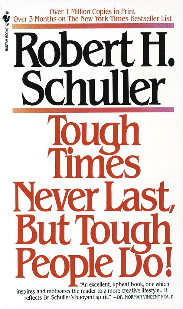 Tough Times Never Last, But Tough People Do! als Taschenbuch