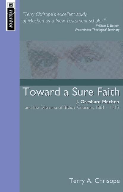 Toward a Sure Faith als Taschenbuch