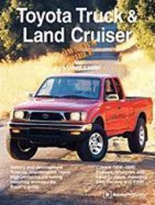 Toyota Truck and Land Cruiser Owner's Bible als Taschenbuch