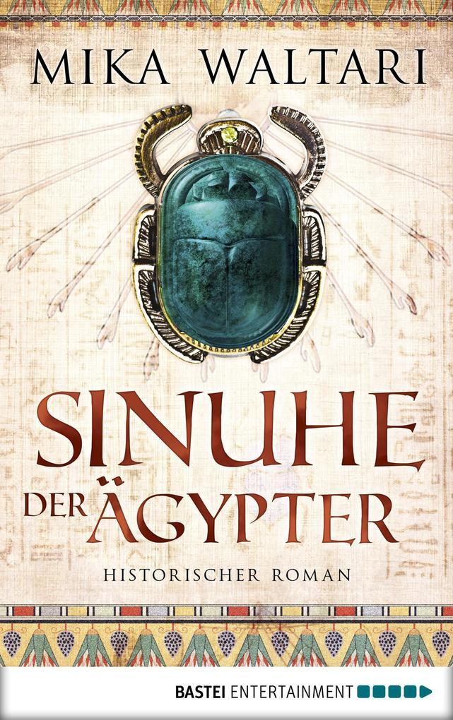 Sinuhe der Ägypter als eBook