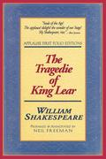 Tragedie of King Lear: Applause First Folio Editions als Taschenbuch