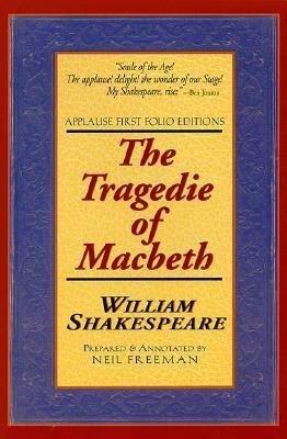 The Tragedie of Macbeth: Applause First Folio Editions als Taschenbuch