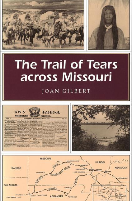 The Trail of Tears Across Missouri als Taschenbuch