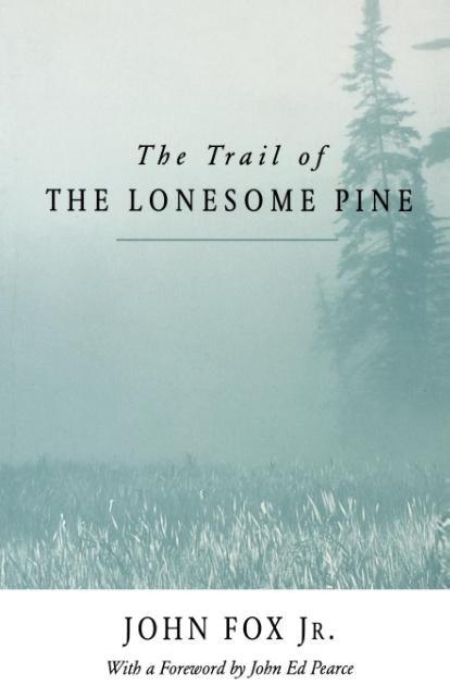 Trail of the Lonesome Pine-Pa als Taschenbuch