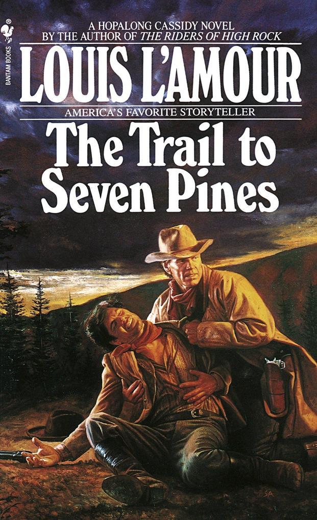 The Trail to Seven Pines als Taschenbuch