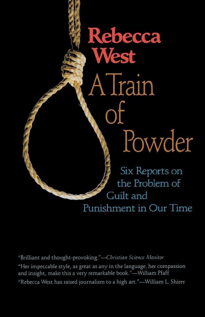 A Train of Powder als Taschenbuch
