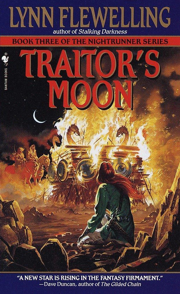 Nightrunner 03. Traitor's Moon als Taschenbuch