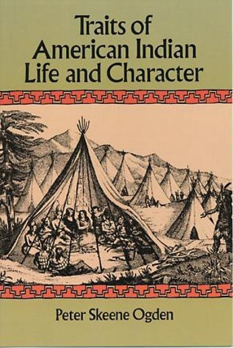 Traits of American Indian Life and Character als Taschenbuch