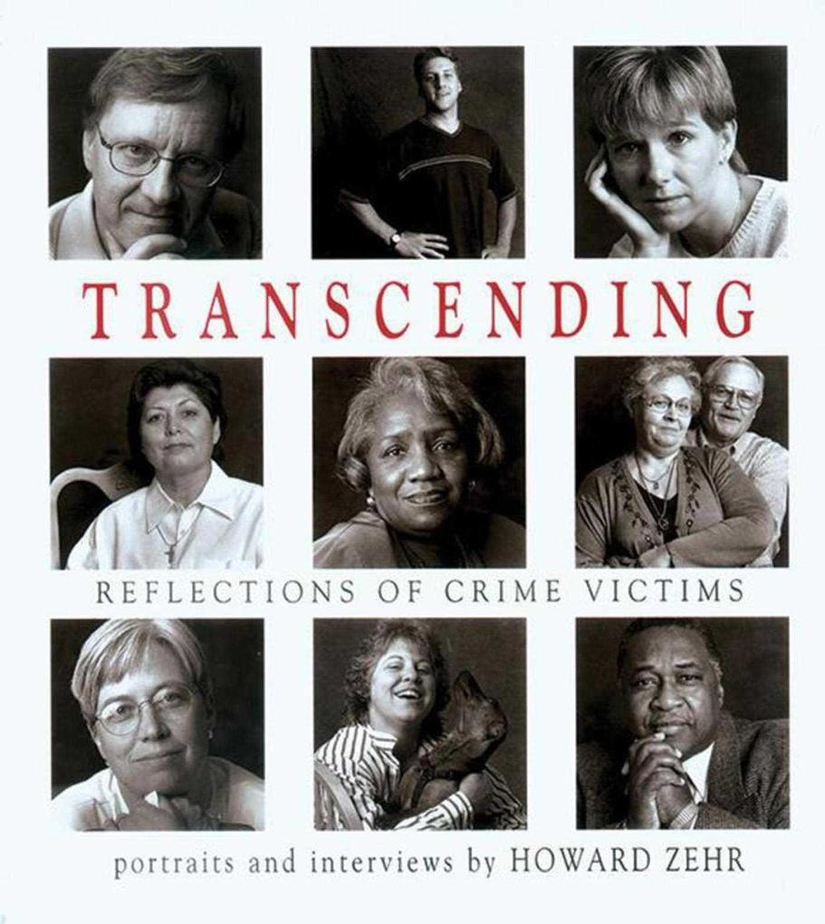 Transcending: Reflections of Crime Victims als Taschenbuch